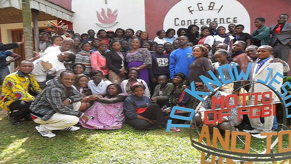 Enlarged Leaders Retreat Bamenda, Cameroon