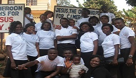 North West Region Leadership team Bamenda, Cameroon