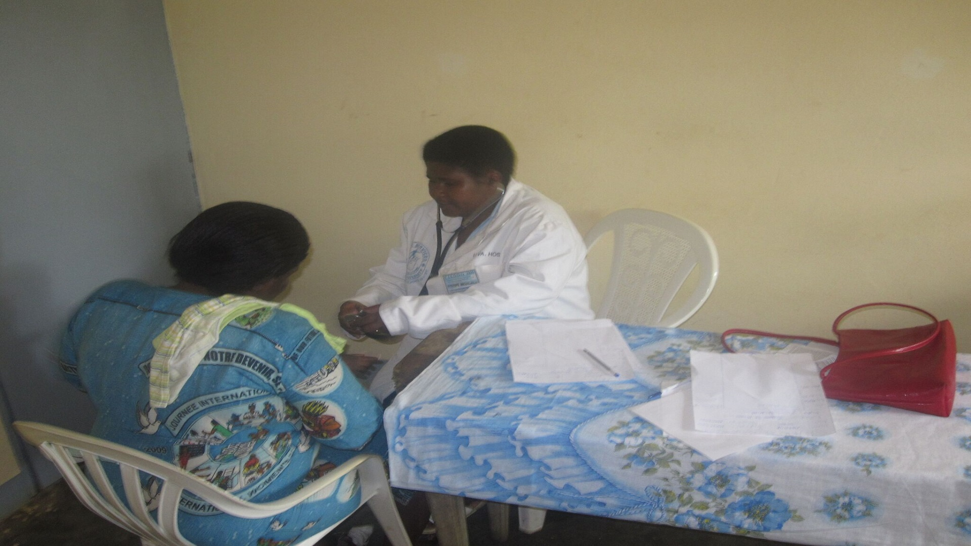 Medical Outreach Kribi, Cameroon